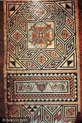 Bignor, Roman Villa, Box Pattern c.1965