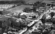 Bildeston, Aerial View c.1960