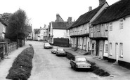 Bildeston, Chapel Street c.1965