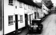 Bildeston, Duke Street c.1955
