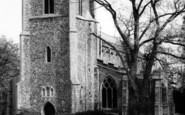 Bildeston, The Church c.1960