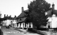 Bildeston, The Crown, High Street c.1960