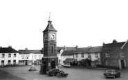 Bildeston, The Square c.1960