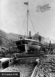 Bill Quay, Ship Repair Yard c.1920