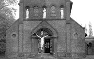 Billericay, Catholic Church c1955