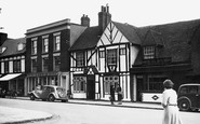 Billericay, Chantry Café c1955