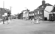 Billericay, High Street And Crossroads c.1965