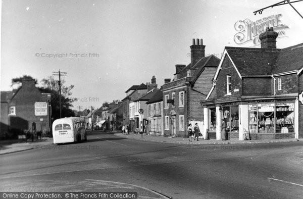 Billericay, High Street c.1950