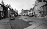 Billericay, High Street c.1950