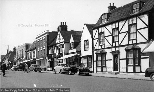 Billericay, High Street c.1960