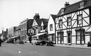 Billericay, High Street c.1960