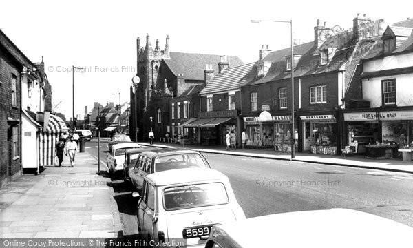 Billericay, High Street c.1965