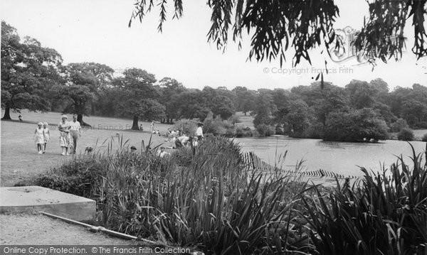 Billericay, Lake Meadows c.1960