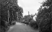 Billericay, Lion Lane c.1955