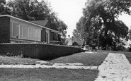 Billericay, Refreshment Bar, Lake Meadows Recreation Ground c.1960