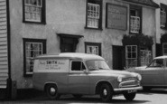 "Billericay, ""Smith"" Butchers Delivery Van c.1960"
