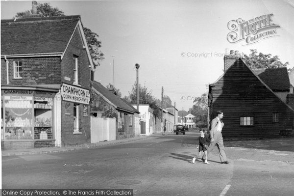Sun Street, Billericay, c.1950  (Neg. B319001)  © Copyright The Francis Frith Collection 2005. http://www.francisfrith.com