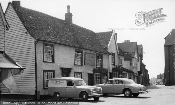 The Chequers PH, Billericay, 1960  (Neg. B319049)  © Copyright The Francis Frith Collection 2005. http://www.francisfrith.com
