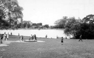 Billericay, The Lake c.1960
