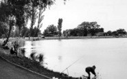 Billericay, The Lake c.1965
