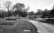 Billericay, The Park c.1960
