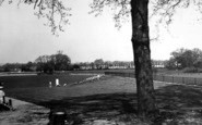 Billericay, The Park c.1965