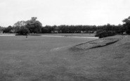 Billericay, View Of The Park c.1965