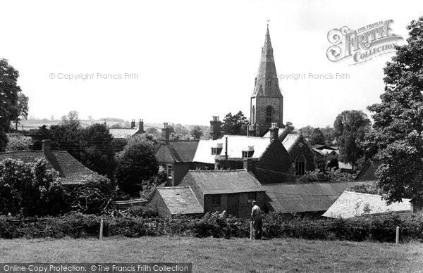 Billesdon, c.1955