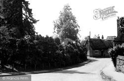 Billesdon, Front Street c.1960
