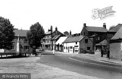 Billesdon, Market Place c.1955