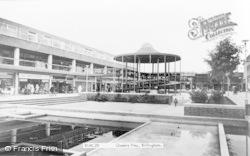 Billingham, Queens Way c.1965
