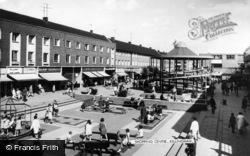 Billingham, Shopping Centre c.1965