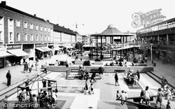 Billingham, Shopping Centre c.1967