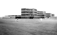 Billingham, the Campus School c1965