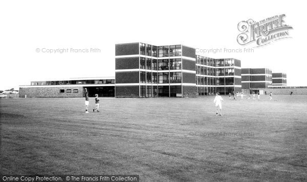 Photo of Billingham, the Campus School c1965