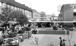 Billingham, The Town Centre c.1970