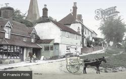 Church Causeway 1912, Billingshurst