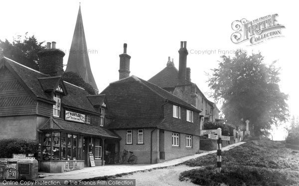 Billingshurst, Church Hill 1932