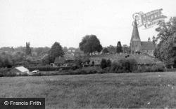 General View c.1955, Billingshurst