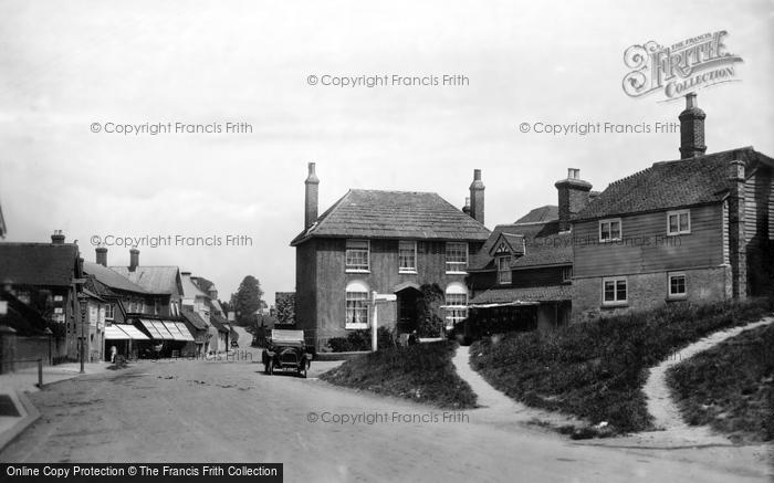 Billingshurst, High Street 1915