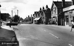 High Street c.1960, Billingshurst