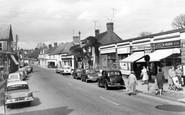 Billingshurst, High Street c1960