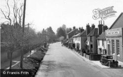 Main Street c.1950, Billingshurst