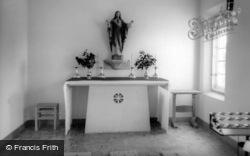 St Gabriel's Catholic Church c.1960, Billingshurst