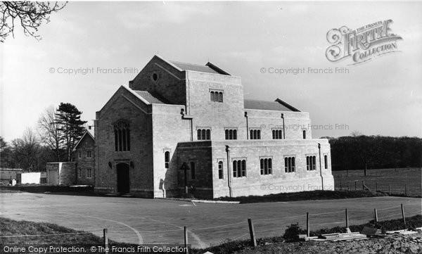 Billingshurst, St Gabriel's Catholic Church c.1960