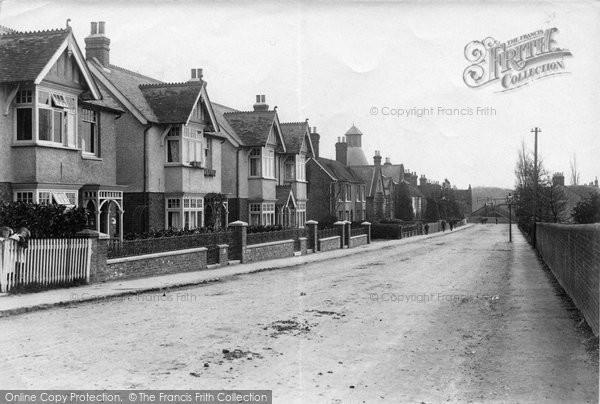 Billingshurst, Station Road 1909