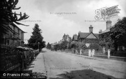 Station Road 1915, Billingshurst