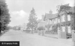 Station Road 1928, Billingshurst