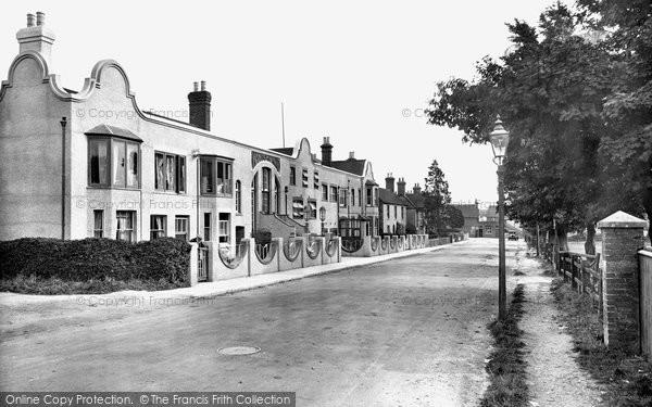 Billingshurst, Station Road 1928