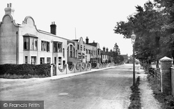 Billingshurst, Station Road 1928
